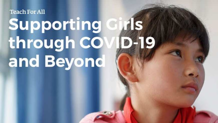 Supporting Girls through COVID-19 and Beyond