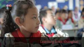 Video: Reflections from Teach For All's visit to Shanghai's high-performing school system in October 2013